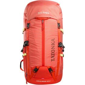 Tatonka Cima Di Basso 38 RECCO Backpack Women red orange
